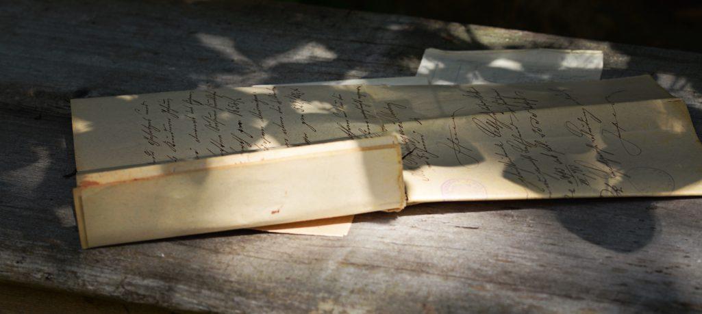 (Nederlands) Brief aan een geliefde
